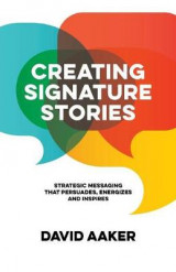 Omslag - Creating Signature Stories