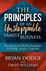 Omslag - The Principles of an Unstoppable Family-Business