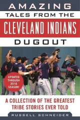 Omslag - Amazing Tales from the Cleveland Indians Dugout