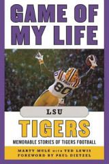 Omslag - Game of My Life LSU Tigers