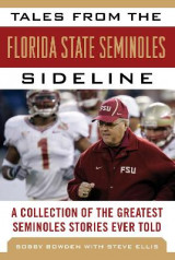 Omslag - Tales from the Florida State Seminoles Sideline