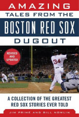 Omslag - Amazing Tales from the Boston Red Sox Dugout
