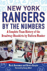 Omslag - New York Rangers by the Numbers