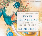 Inner Engineering av Sadhguru (Lydbok-CD)