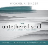 Omslag - The Untethered Soul Lecture Series: Volume 1