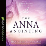 Omslag - The Anna Anointing