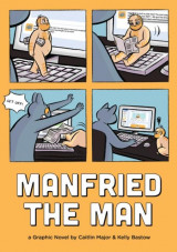 Omslag - Manfried the man