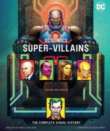 DC Comics Super-Villains av Daniel Wallace (Heftet)