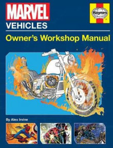 Marvel Vehicles: Owner's Workshop Manual av Alex Irvine (Heftet)