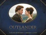 Omslag - Outlander Blank Boxed Notecards