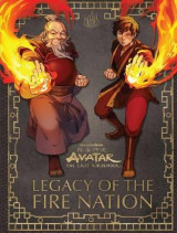 Omslag - Avatar: The Last Airbender: Legacy of the Fire Nation