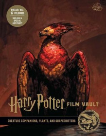 Harry Potter: Film Vault: Volume 5 av Jody Revenson (Innbundet)