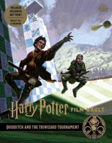 Harry Potter: Film Vault: Volume 7 av Jody Revenson (Innbundet)