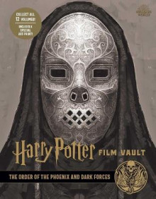 Harry Potter: Film Vault: Volume 8 av Jody Revenson (Innbundet)