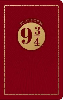 Harry Potter: Platform Nine and Three-Quarters Travel Journal av Insight Editions (Innbundet)