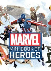 Marvel Comics: Mini Book of Heroes av Scott Beatty (Innbundet)