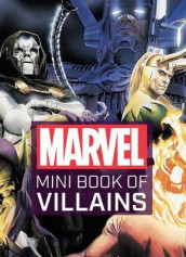 Marvel Comics: Mini Book of Villains av Scott Beatty (Innbundet)