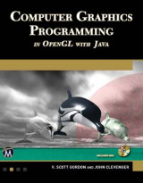 Omslag - Computer Graphics Programming in OpenGL with Java