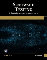 Omslag - Software Testing