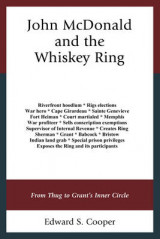 Omslag - John McDonald and the Whiskey Ring