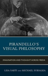 Omslag - Pirandello's Visual Philosophy