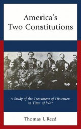 Omslag - America's Two Constitutions