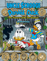 Omslag - Walt Disney Uncle Scrooge and Donald Duck