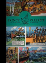 Omslag - Prince Valiant Vol. 16: 1967-1968