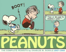 The Complete Peanuts 1967-1968 (Vol. 9) av Charles M Schulz (Heftet)