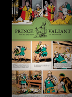 Omslag - Prince Valiant Vol. 17: 1969-1970