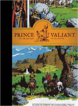 Omslag - Prince Valiant Vol. 18: 1971-1972