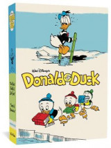 Omslag - Walt Disney's Donald Duck Gift Box Set: Ghost Sheriff of Last Gasp (Vol. 15) and Secret of Hondorica (Vol. 17)