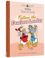 Omslag - Walt Disney's Donald Duck: Follow the Fearless Leader