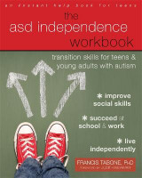 Omslag - The ASD Independence Workbook