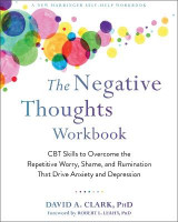 Omslag - The Negative Thoughts Workbook
