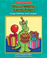 Omslag - Feliz Cumpleanos, Querido Dragon/Happy Birthday, Dear Dragon