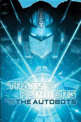 Omslag - Transformers: Rise of Optimus Prime