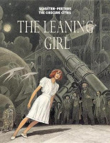 Omslag - The Leaning Girl