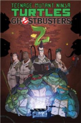 Omslag - Teenage Mutant Ninja Turtles/Ghostbusters, Vol. 2