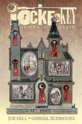 Omslag - Locke & Key: Heaven and Earth