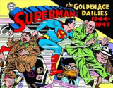 Omslag - Superman The Golden Age Newspaper Dailies 1944-1947