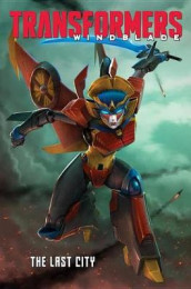 Transformers Windblade The Last City av Mairghread Scott (Heftet)