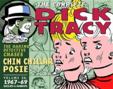 Omslag - Complete Chester Gould's Dick Tracy Volume 24