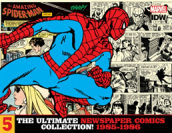 The Amazing Spider-Man The Ultimate Newspaper Comics Collection Volume 5 (1985- 1986) av Stan Lee (Innbundet)