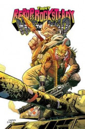 Teenage Mutant Ninja Turtles Bebop & Rocksteady Hit The Road av Dustin Weaver (Heftet)