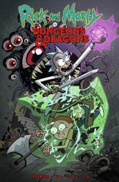 Rick And Morty Vs. Dungeons & Dragons av PATRICK ROTHFUSS (Heftet)