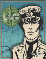 Omslag - Corto Maltese: Ballad of the Salty Sea