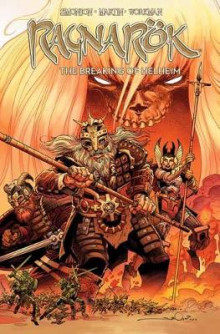 Ragnarok, Volume 3: The Breaking of Helheim av Walter Simonson (Innbundet)