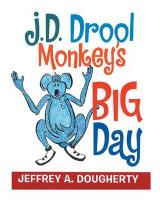 Omslag - J.D. Drool Monkey's Big Day