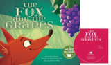 Omslag - The Fox and the Grapes